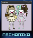 MechaNika Card 06