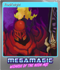 Megamagic Wizards of the Neon Age Foil 5