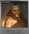 Middle-earth Shadow of Mordor Foil 7