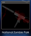 National Zombie Park Card 2