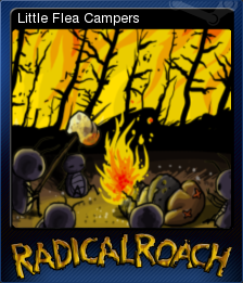 RADical ROACH Deluxe Edition Card 11