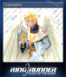 Ring Runner Flight of the Sages Card 4