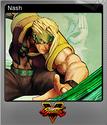 Street Fighter V Foil 10