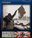Supreme Ruler 1936 Card 3