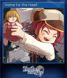 The Legend of Heroes Card 12