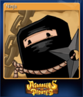 Assassins vs Pirates Card 5