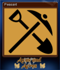 Axes and Acres Card 5