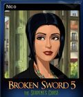 Broken Sword 5 Card 6