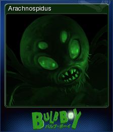 Bulb Boy Card 5