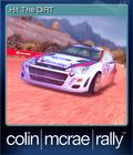 Colin McRae Rally Card 8