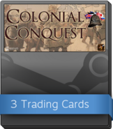 Colonial Conquest Booster Pack