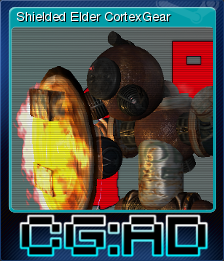 CortexGear AngryDroids Card 5