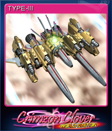 Crimzon Clover WORLD IGNITION Card 3