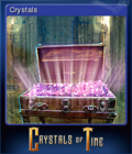 Crystals of Time Card 6