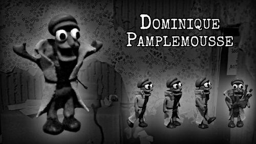 Dominique Pamplemousse Artwork 1
