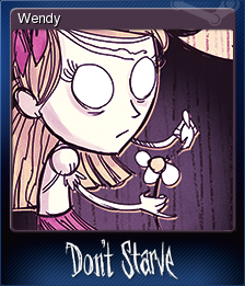 Don't Starve Card 2
