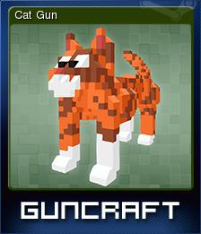Guncraft Card 3