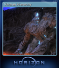 Horizon Card 7