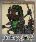 Journey of a Roach Foil 6