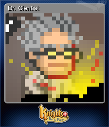 Knights of Pen and Paper Card 1