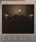 Lucius Foil 5