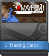 Mayhem Triple Booster Pack