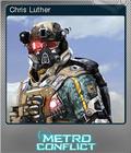 Metro Conflict Foil 3