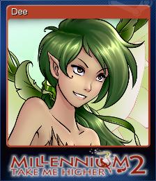 Millennium 2 - Take Me Higher Card 2