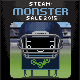 Monster Summer Sale Badge 0009
