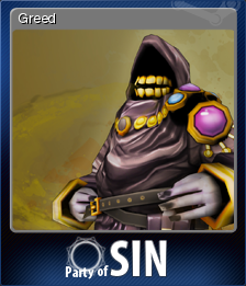 Party of Sin Card 3