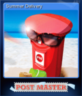 Post Master Card 2