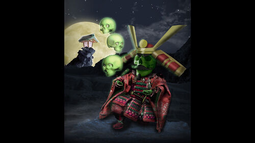Skulls of the Shogun Artwork 7