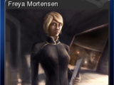 Sol Survivor - Freya Mortensen