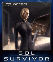 Sol Survivor Card 08