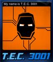 T.E.C. 3001 Card 04