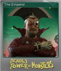 The Deadly Tower of Monsters Foil 4