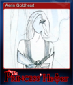 The Princess' Heart Card 3