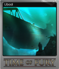 Time of Fury Foil 1