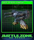 Battlezone 98 Redux Card 12