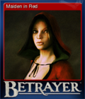 Betrayer Card 1