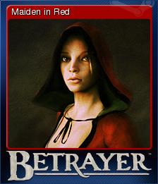Betrayer Card 1
