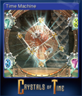 Crystals of Time Card 5