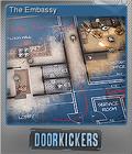 Door Kickers Foil 6