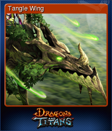 Dragons and Titans Card 4