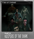 DreadOut Keepers of The Dark Foil 7
