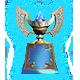 Dungeon Defenders Badge Foil