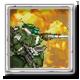 Gigantic Army Badge Foil