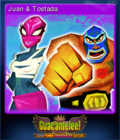 Guacamelee Super Turbo Championship Edition Card 1