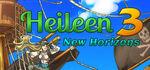 Heileen 3 New Horizons Logo