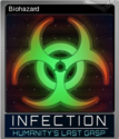 Infection Humanity's Last Gasp Foil 2